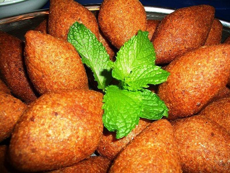 3. Сирия: кеббе   Это блюдо также популярно в Ливане, Палестине и Иордании. Типичный сирийский