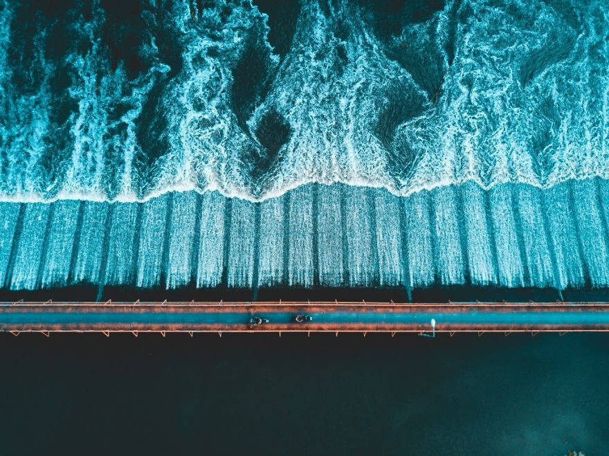Мост Чиангмая, Таиланд. Автор фото: Tominspires.