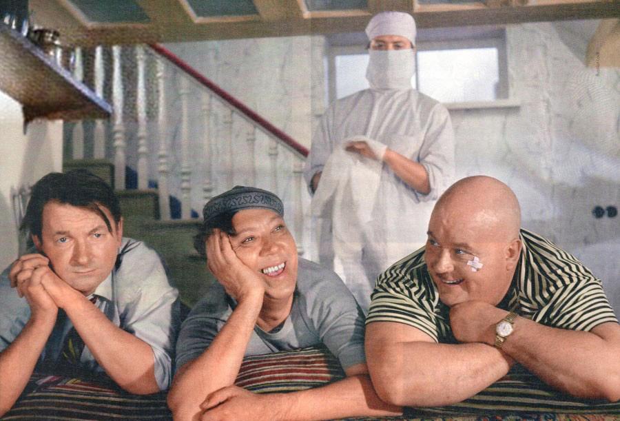 13. Вот только этот фильм действительно стал последним для Гайдая, где он снял знаменитое трио.
