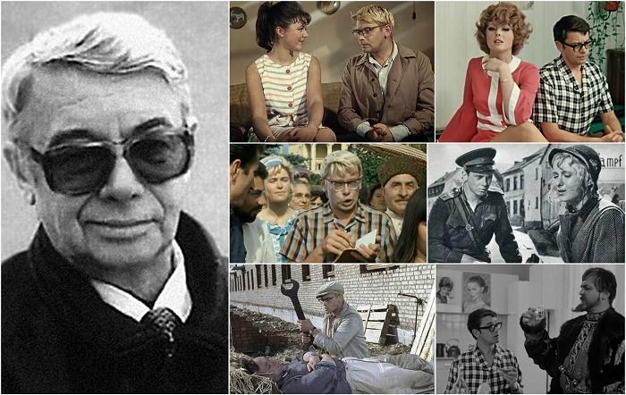 Его дебют как киноактёра в фильме «Ветер» в 1958 году привлек внимание зрителей. Военная драма «Мир