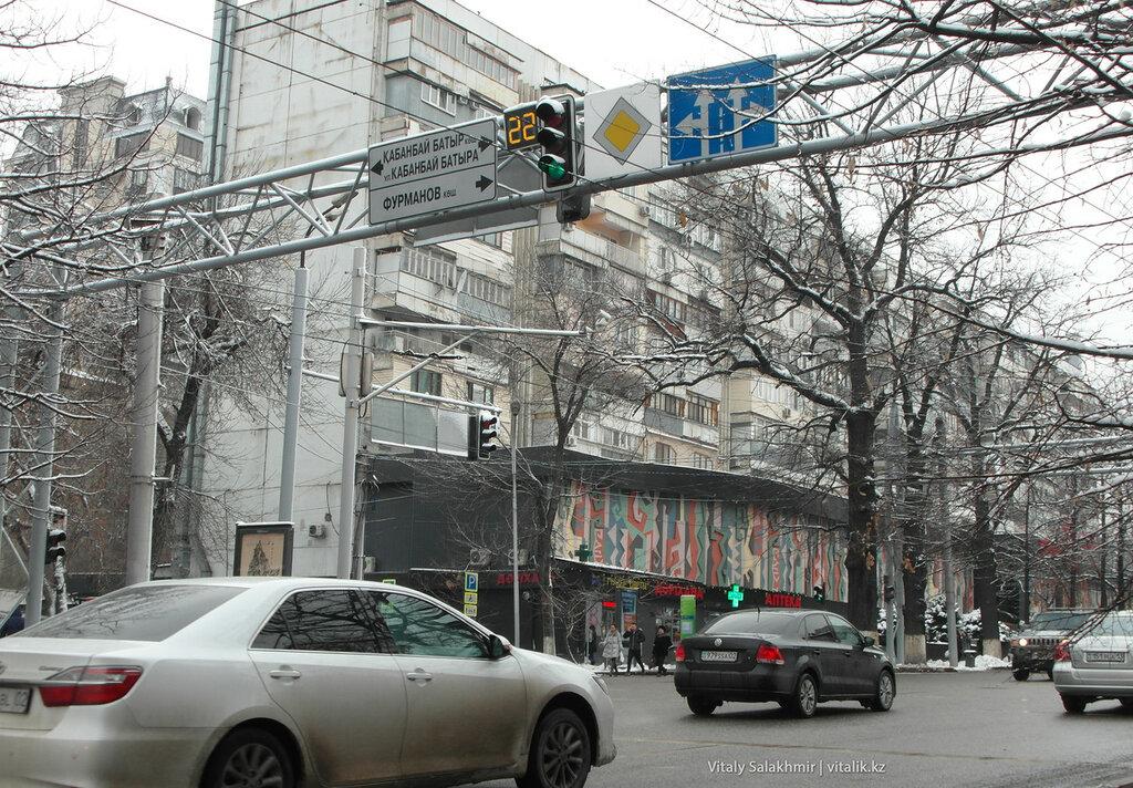 Кабанбай батыра Достык.