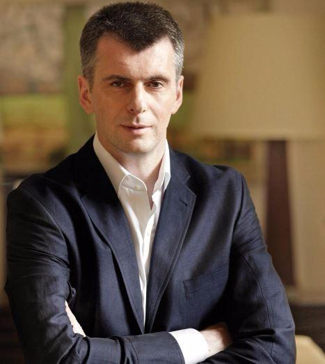 Прохоров продал журнал «Сноб»