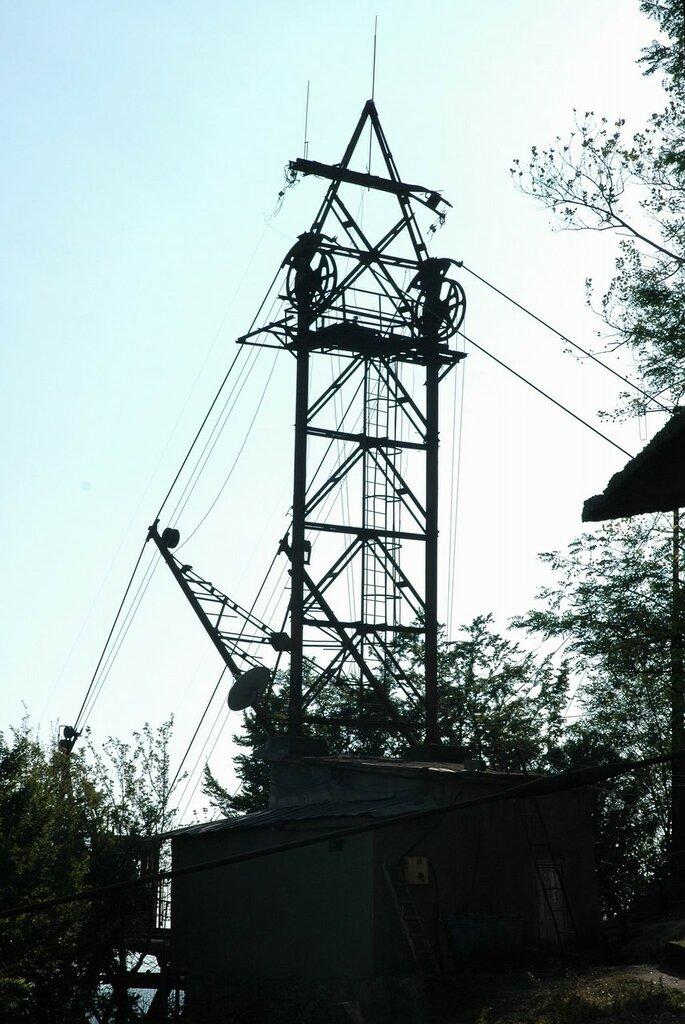 Канатки и шахты Чиатуры, часть 2 -