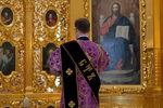 25 февраля 2018 года. Неделя 1-я Великого поста. Торжество Православия.
