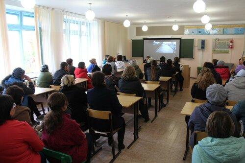 школа 1 Барабинск и ОГИБДД