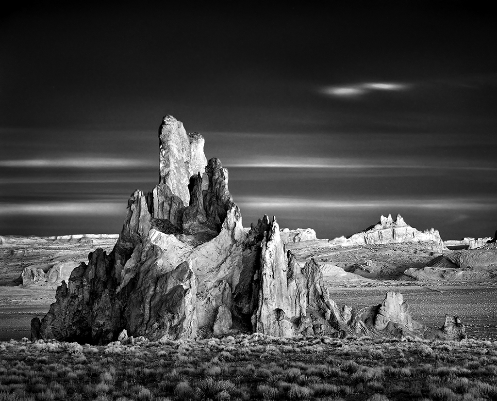 You have listed Both Minor White and Ansel Adams as influences, what did you see in their work that
