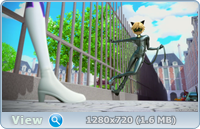 Леди Баг и Супер-кот (1-3 сезоны: 1-78 серии из 78) / Miraculous: Tales of Ladybug & Cat Noir / 2015-2019 / ДБ / WEB-DLRip + WEB-DL (1080p)