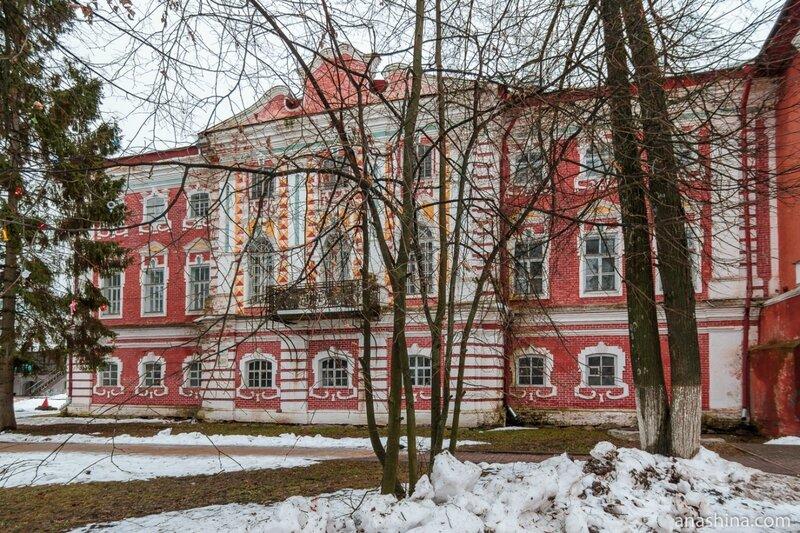 Иосифовский корпус (палаты Иосифа Золотого), Вологда