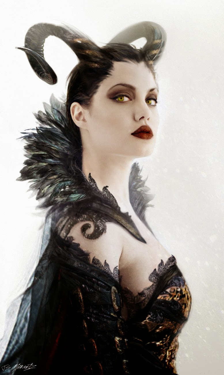 Disney's Maleficent Concept Art by Jerad S. Marantz