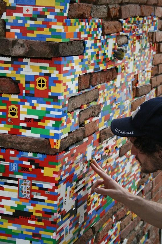 Dispatchwork - Street Art Project - Jan Vormann