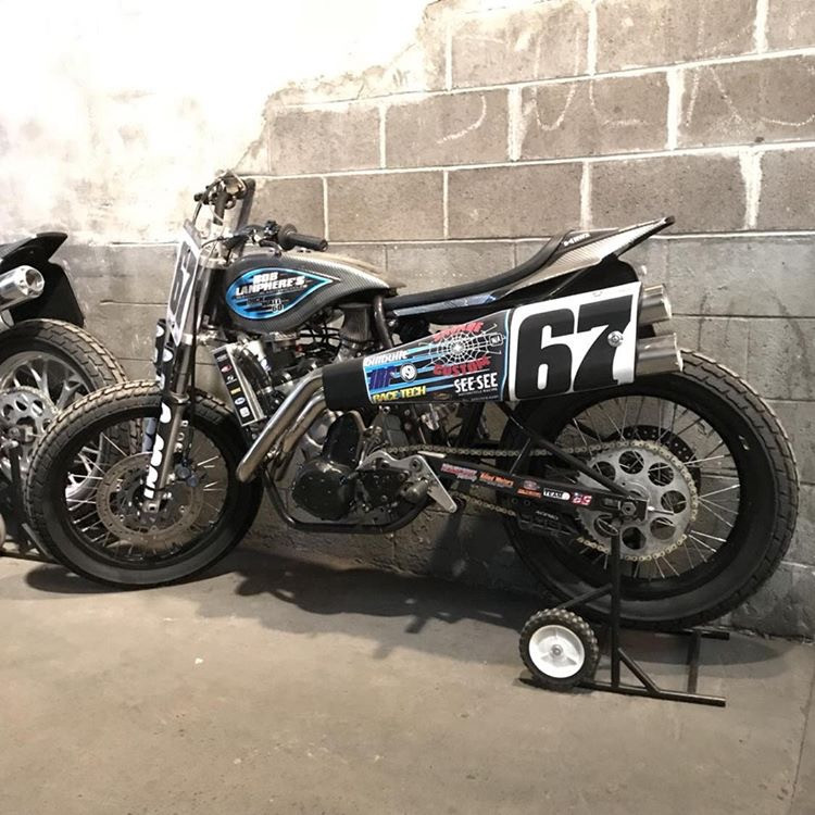 Мотошоу The One Moto Show 2018 (фото)