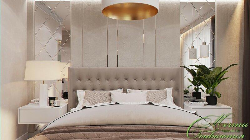 Проект 95Инт - спальня