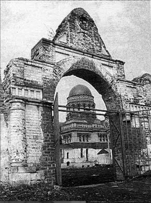 Троекуровский монастырь 60 годы