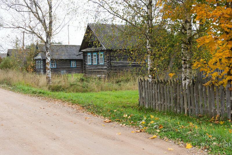 деревня Велегощи, Ленинградская область