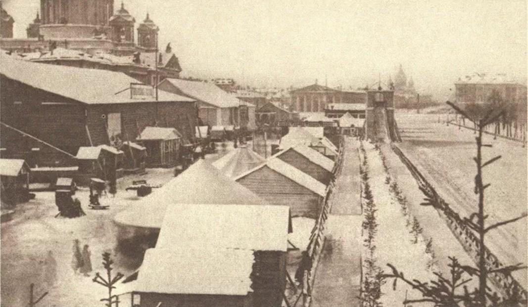 Санкт-Петербург. Часть 101. Санкт-Петербург в 1860-х