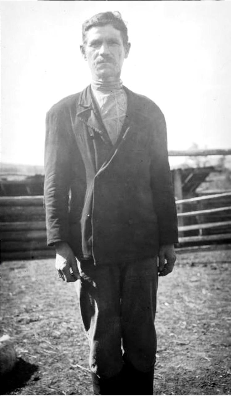 Абалаково. Николай Иванович Сибирцев