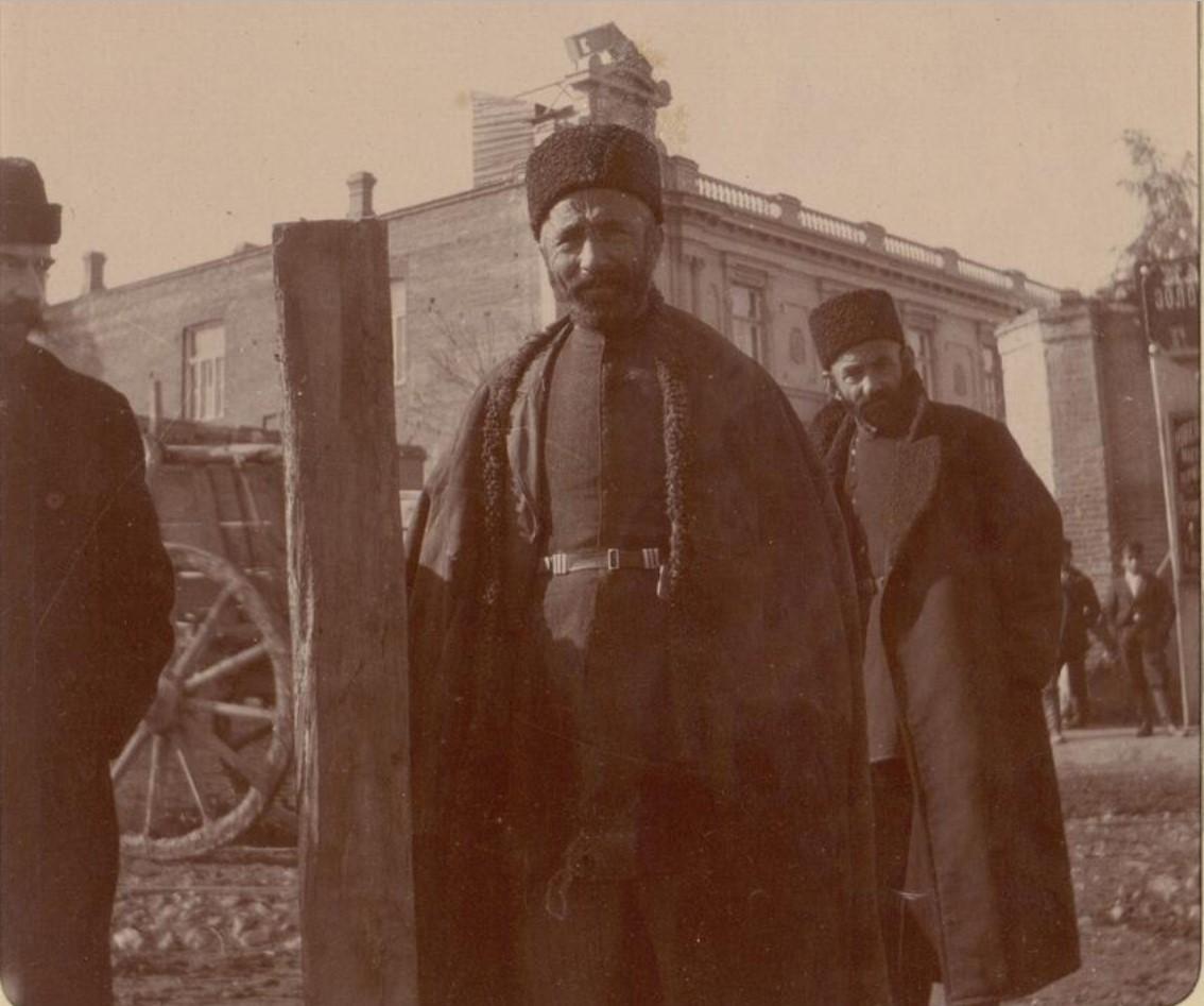 36. Баку. Городские типы