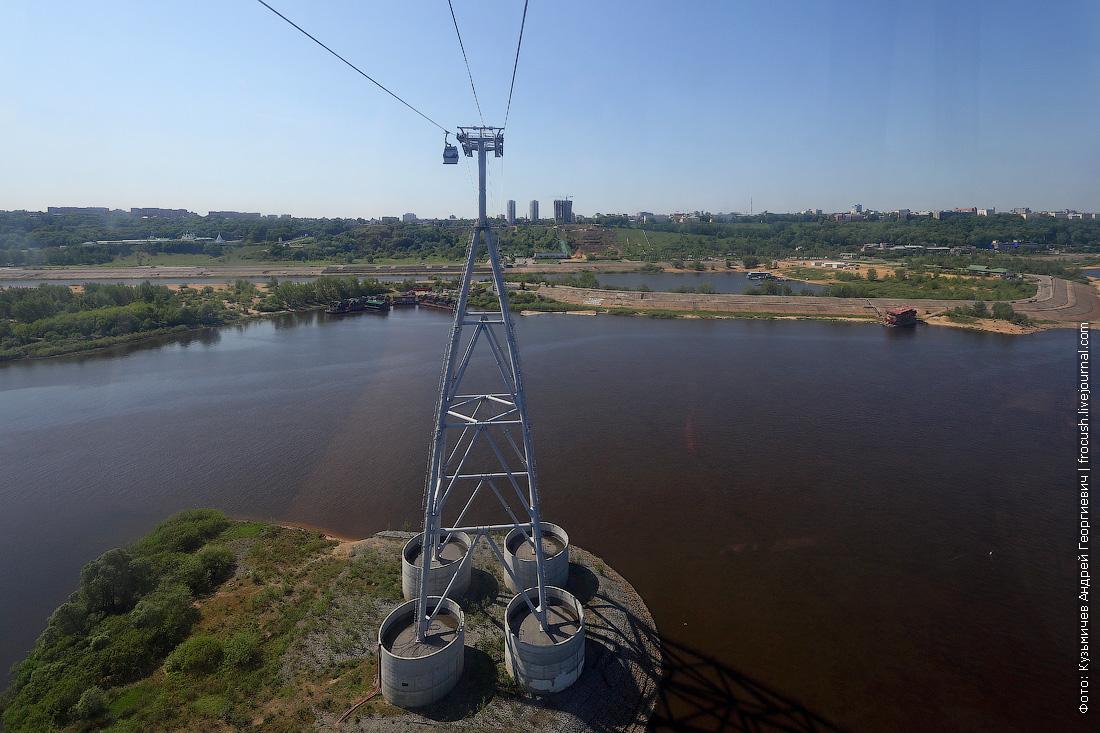 фото Нижний Новгород канатка