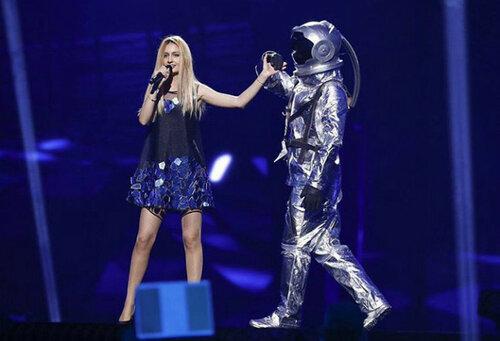 Молдова не прошла в финал Евровидения-2016