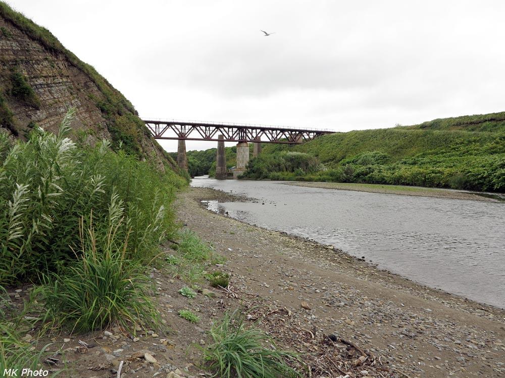Мост через Чёрную Речку