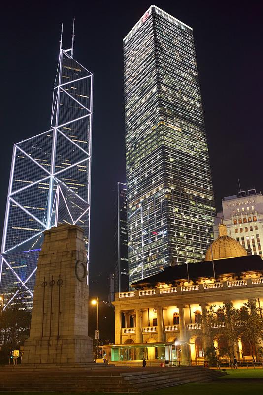 Гонконгский транзит