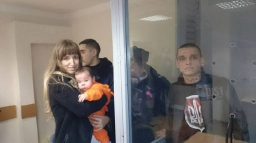 Суд оправдал правосекторівця Александра Шитикова