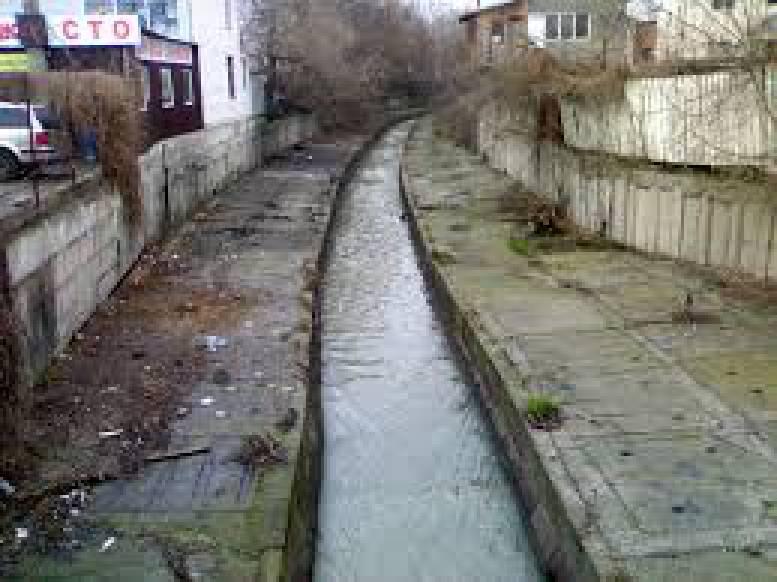Реку Почайну, в которой Владимир крестил Русь, восстановили в Киеве. ВИДЕО