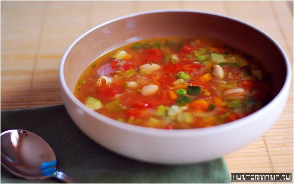Быстрый болгарский суп Сырные шарики (рецепт)