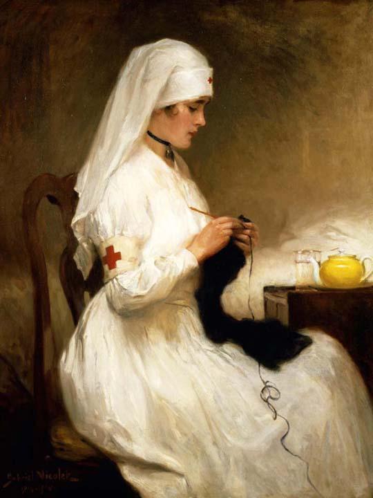 Медицинская сестра Картинка