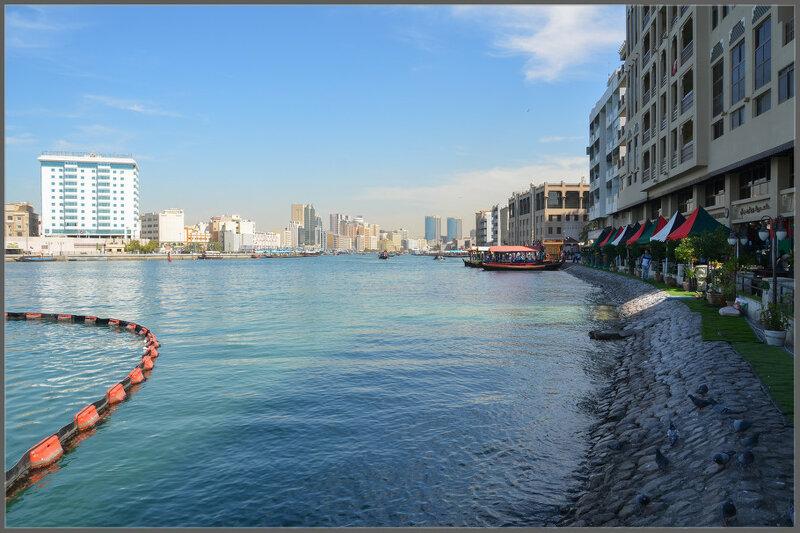 Эмираты и Мальдивы - чтоб сильнее впечатлило ;)