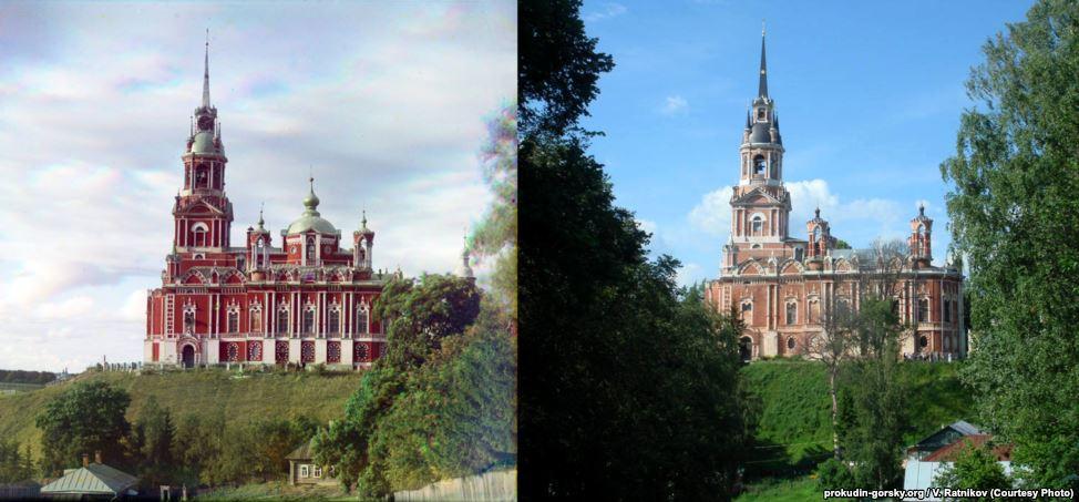Собор в Можайске, Московская область, 1911/2008. Фото: В. Ратников.