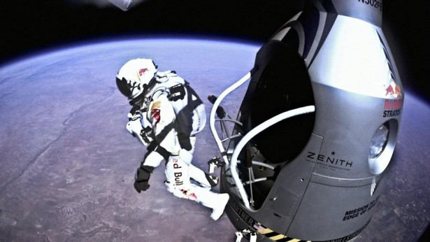 Камеры GoPro помогали фиксировать такие рекорды, как прыжок из стратосферы Феликса Баумгартнера в 20