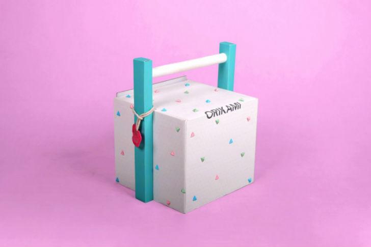 Компания ORIKAMI вдохновляет родителей дарить детям на день рождения креативное оригами.