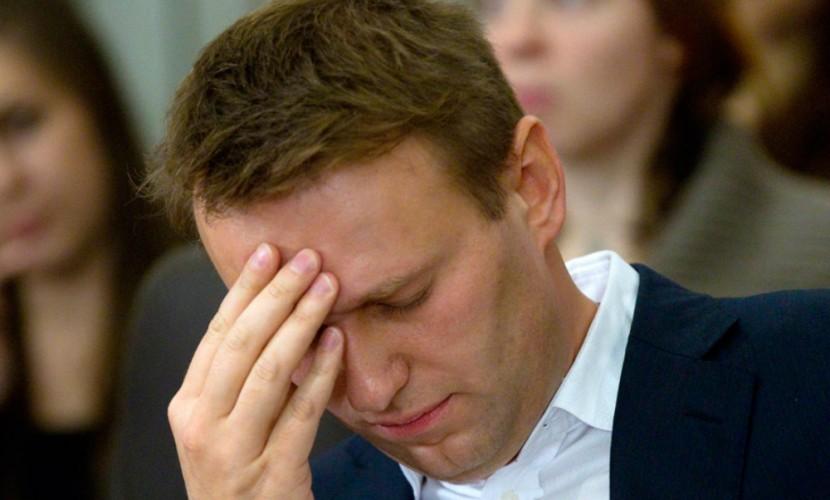 В итоге обыска Навального следователи нашли его паспорт