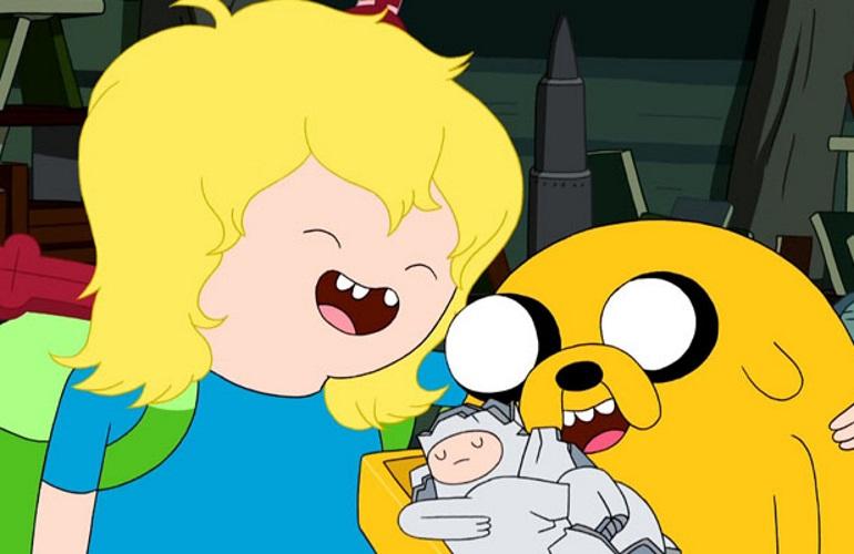 Cartoon Network закрывает сериал «Время приключений»