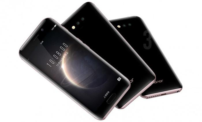 Живые фотографии Huawei Honor Magic уже вweb-сети