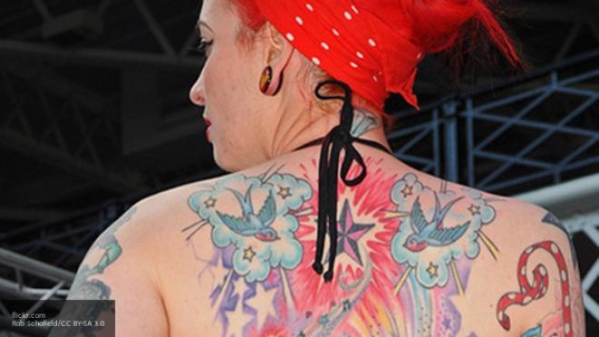 Ученые считают, что татуировки усиливают иммунитет