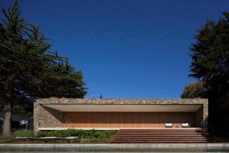 Casa Rocas by Studio Mk27 - Archiscene - Your Daily Architecture & Design Update