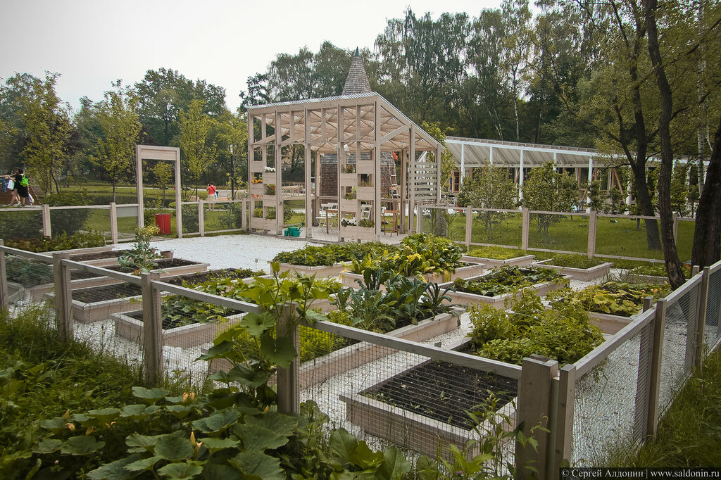 ВДНХ Городская Ферма