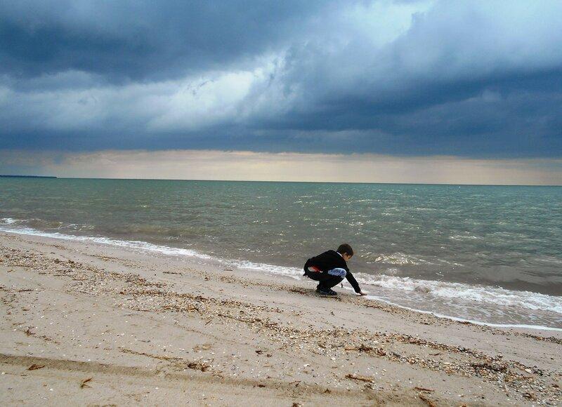 У моря, у прибойной волны ... DSCN5953.JPG