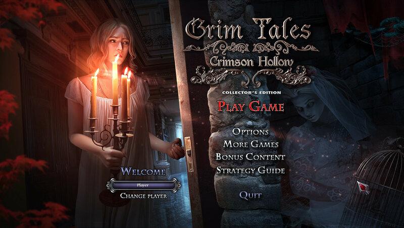 Grim Tales: Crimson Hollow CE