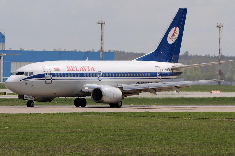 Belavia EW-294PA