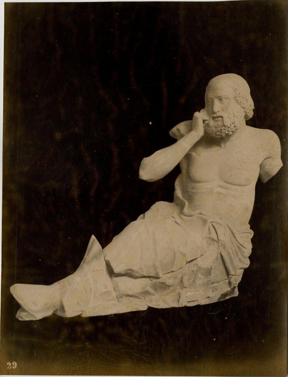 Музей. Статуя. 1892
