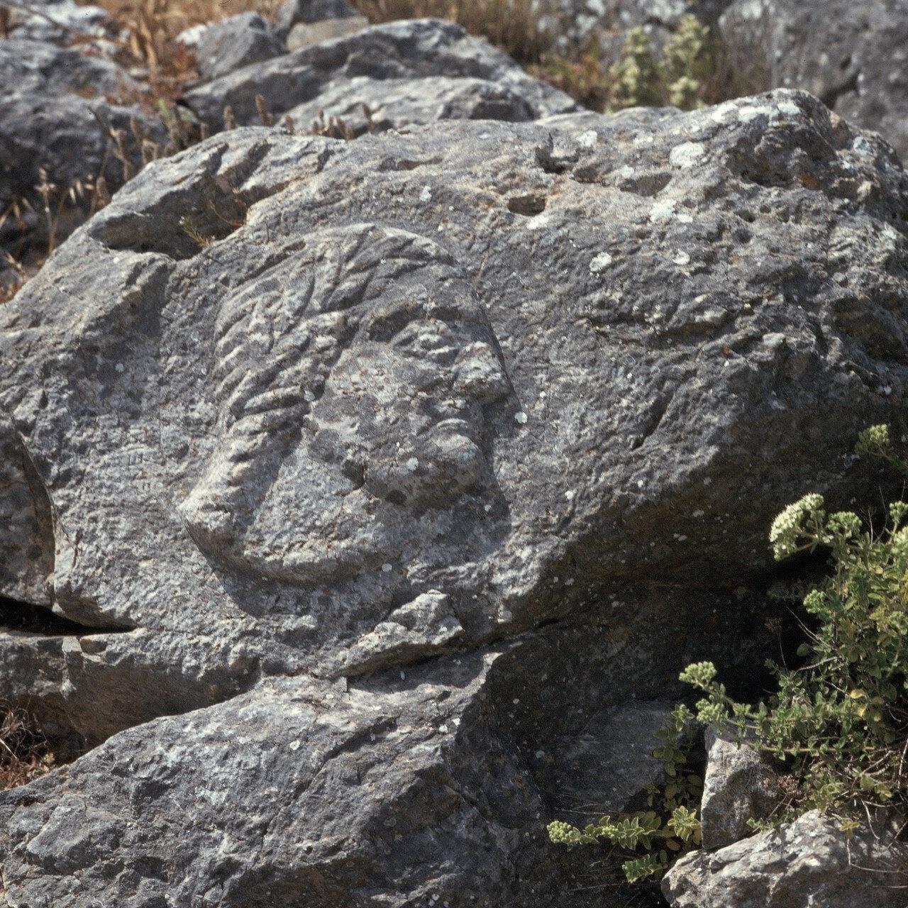 Санторини. Древняя Тира. Алтарь Артемиды. До 240 г. до н.э.