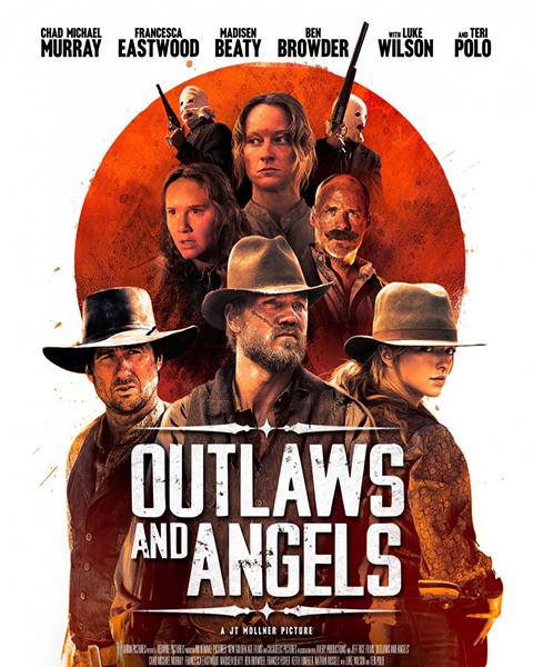Грешники и праведники / Outlaws and Angels (2016/WEB-DL/WEB-DLRip)