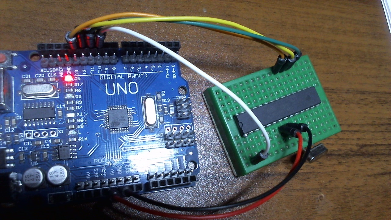 How to program Arduino by using USBasp without bootloader
