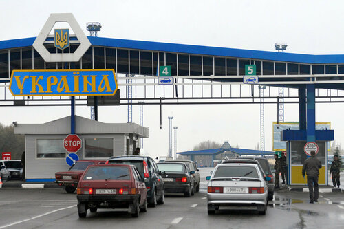 Сотни видеокамер появились на таможенных постах в Украине