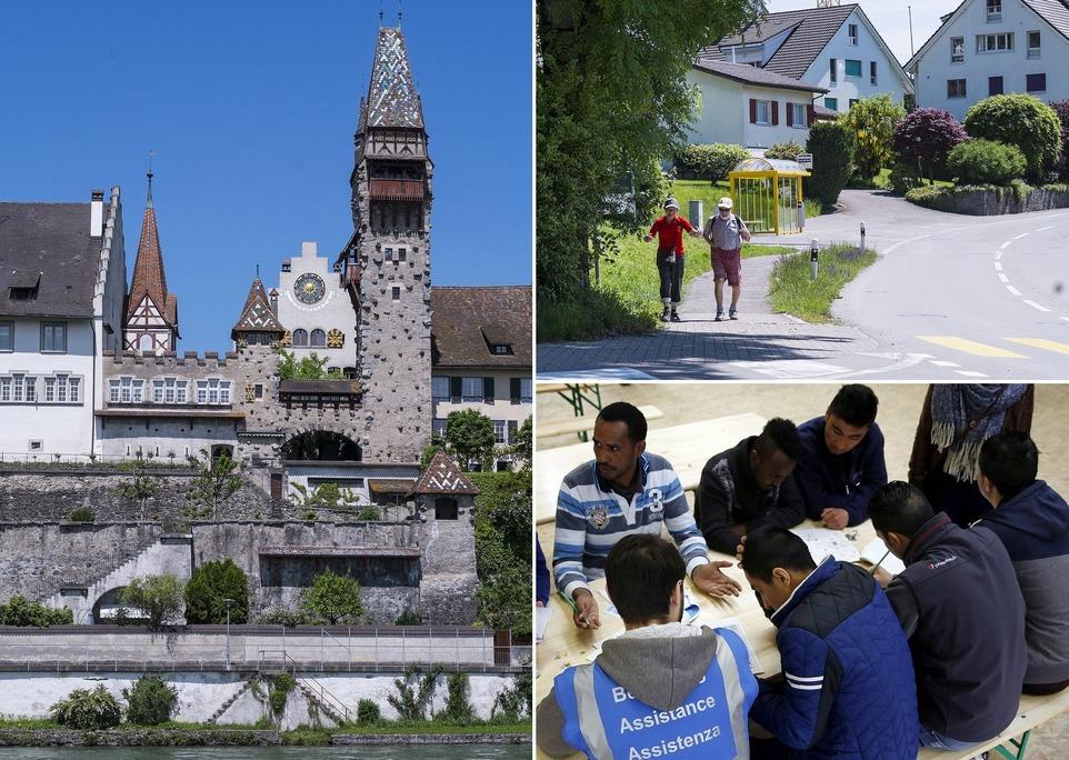 Живописная швейцарская деревня миллионеров, отказавшаяся принимать беженцев