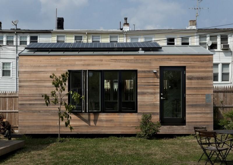 Маленький, но уютный дом в Вашингтоне