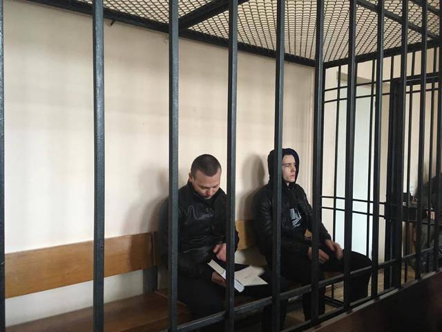 Подозреваемый в убийстве адвоката Грабовского Яковенко заявил, что не признает свою вину. ВИДЕО+ФОТО